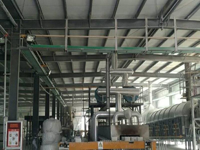 氧化镁煅烧生产线